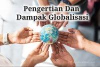 definisi globalisasi menurut para ahli 2