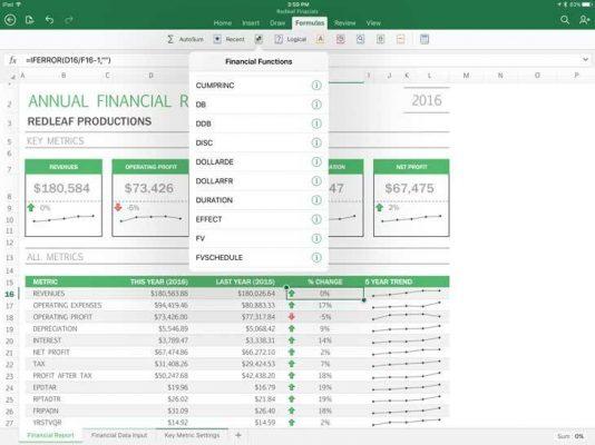 Pengertian Microsoft Excel: Hal yang Perlu Anda Tahu