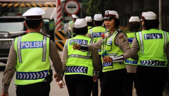 Gaji Polisi Terbaru 2021