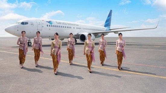 Gaji Pramugari Garuda Indonesia dan Syarat Mendaftarnya