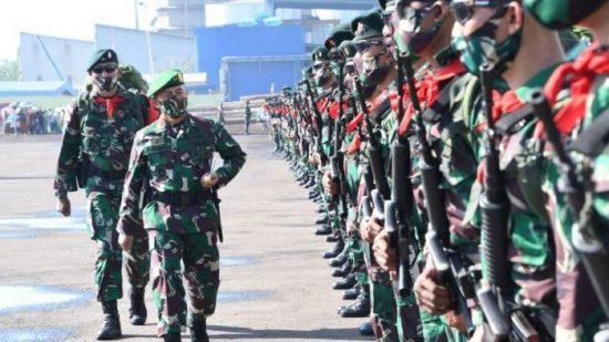 Gaji TNI AD Terbaru Tahun 2021