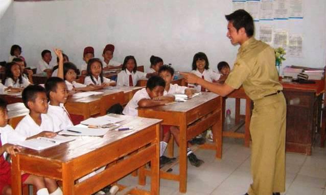 Gaji Guru Honorer di Indonesia