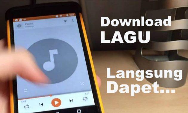 Cara Download Lagu Di HP Android