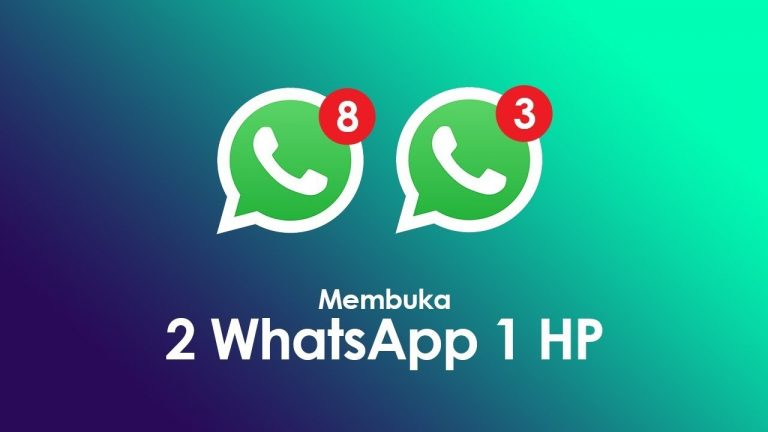 Cara Instal Dua Aplikasi WhatsApp Dalam Satu Android