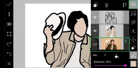 Cara Membuat komik di HP Dengan Mudah