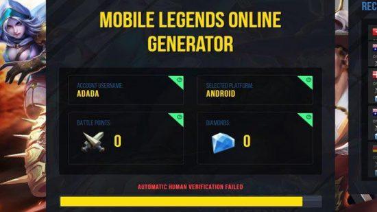 Cara Hack Battle Point Mobile Legends