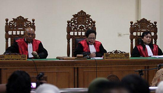 Persiapan Menjadi Hakim Dan Informasi Gaji Hakim