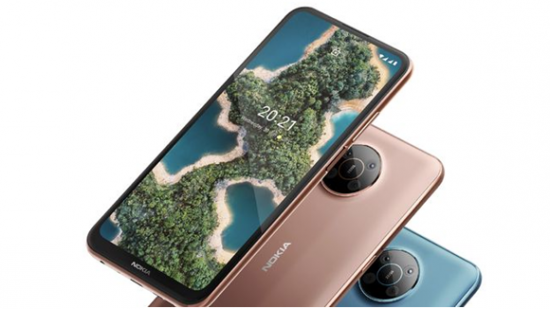 Nokia X20 android