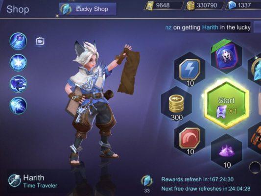 Cara Membeli Hero Mobile Legends Dengan Mudah