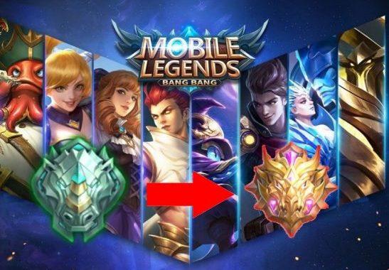 Cara Push Rank Mobile Legends Dengan Cara Dan Efektif
