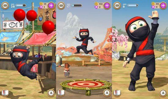game ninja android