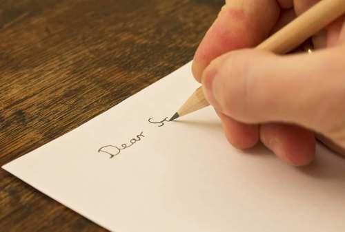 Contoh Surat Pribadi Untuk Teman