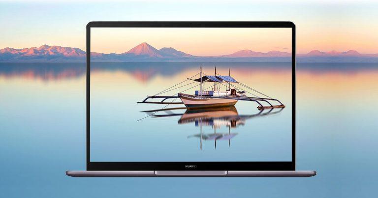 Ingin Laptop Minimalis Miliki Huawei Matebook 13 Sekarang Juga!