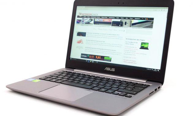 Laptop Asus ZenBook UX310UQ Core i7