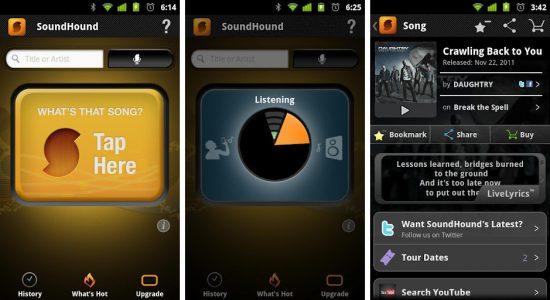 aplikasi pencari judul lagu
