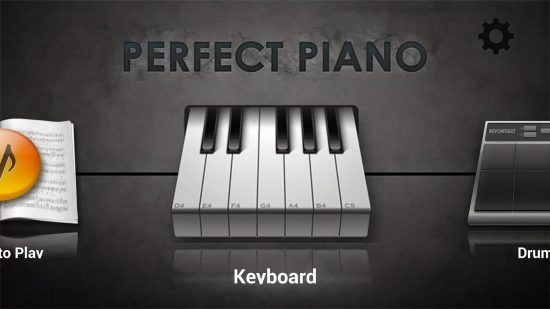 game piano android