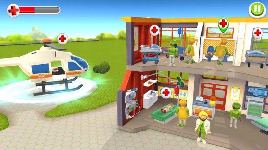 game rumah sakit