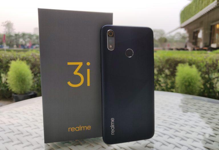 Spesifikasi dan Harga Realme 3i Terbaru