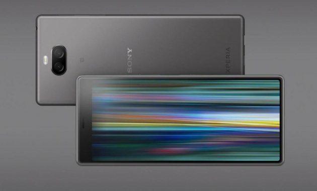 Spesifikasi dan Harga Sony Xperia 10 Plus