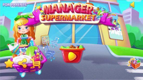game bertema supermarket