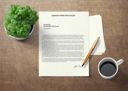 Contoh Pembuatan Surat Lamaran Berbahasa Inggris Secara Benar