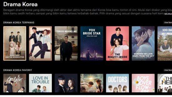 Aplikasi Nonton Drama Korea Subtitle Indonesia
