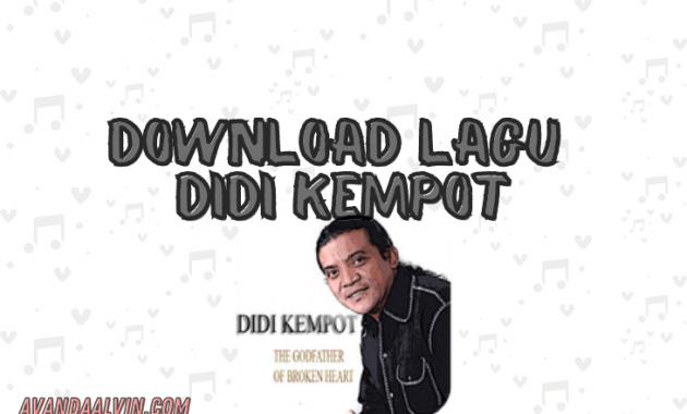 Download Lagu Didi Kempot