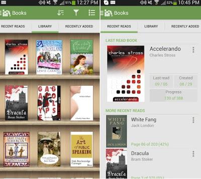 aplikasi baca novel